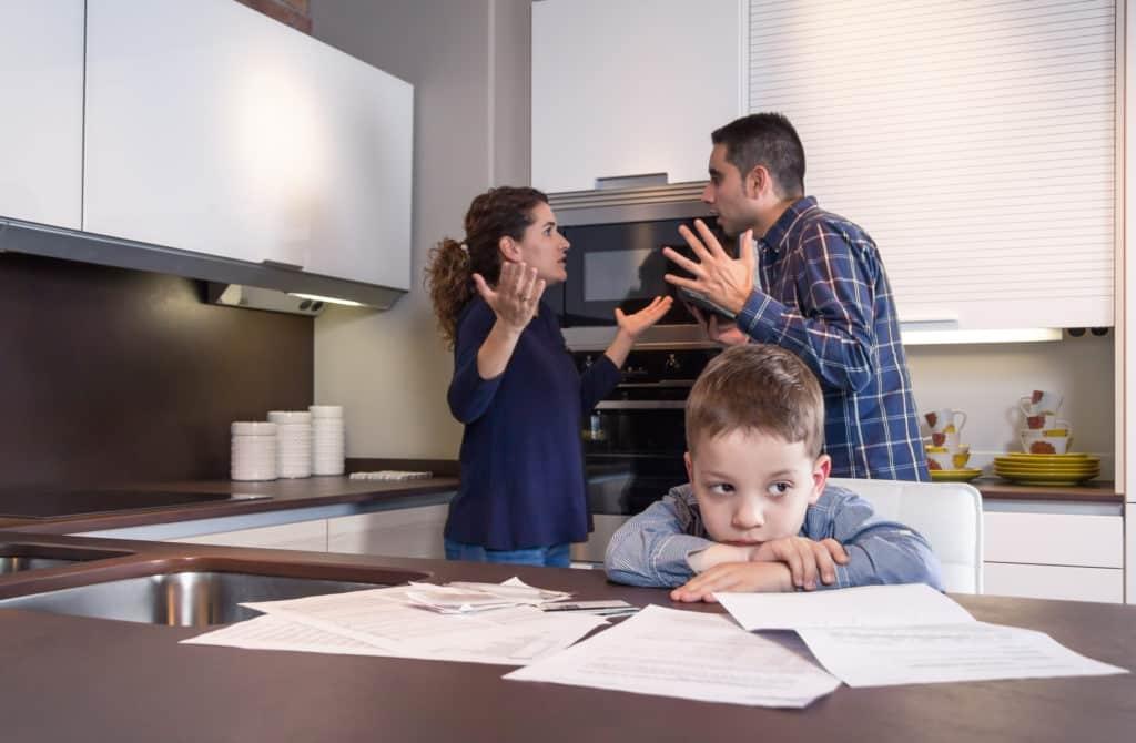 Familienberatungsstelle hilft, wenn es zuhause einfach nicht klappen will.