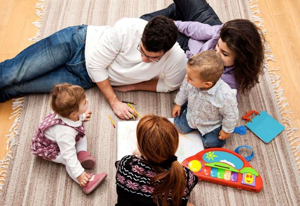 Kindererziehungszeiten sind mit der Rente verrechenbar