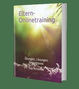 Das Eltern-Onlinetraining Arbeitsbuch